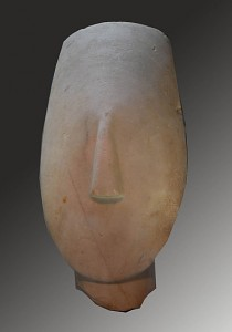 tête des Cyclades